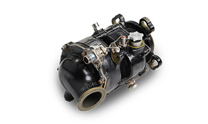 Air Starter for Apache and Blackhawk Helicopters