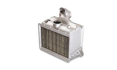 Воздухо-воздушный теплообменник