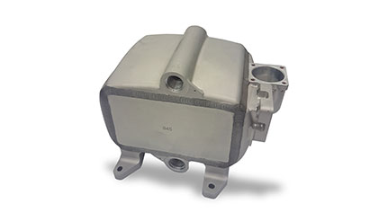 燃油热交换器